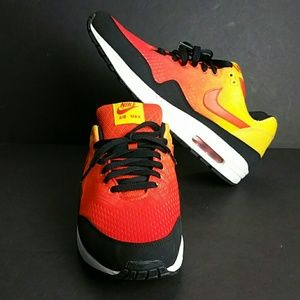 NIKE AIR MAX 1 EM SUNSET MEN'S SHOES